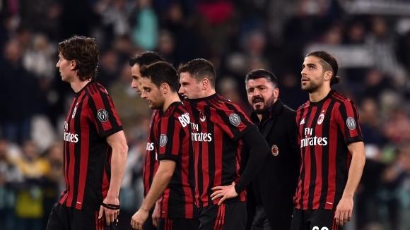 Гатузо прави две промени за мача с Интер