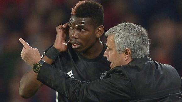 Погба: Твърде рано е да говорим за напускане на Юнайтед