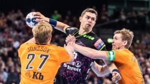 Фленсбург влезе в топ 8 на Шампионската лига