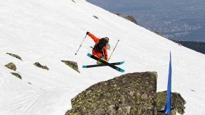 Екстремни скиори и бордисти мерят сили на Витоша през уикенда