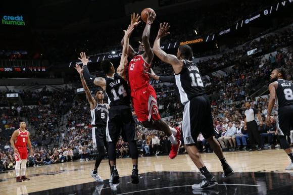 Хюстън с рекордно постижение в НБА