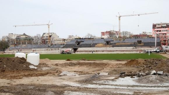 От Ботев днес се срещат с кмета на Пловдив по въпроса за стадиона