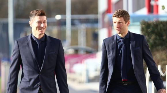 Байерн вдигна двама от контузените за гостуването в Испания