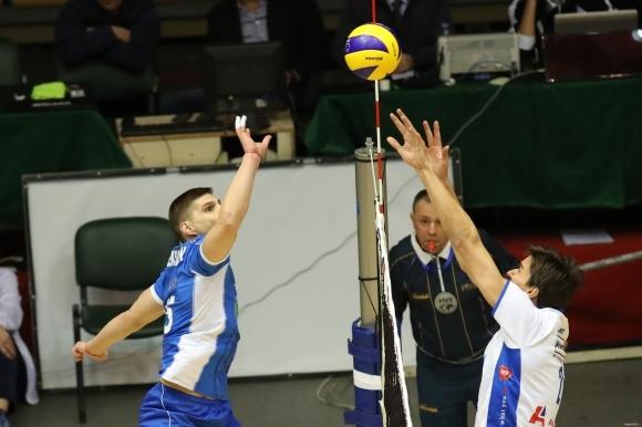 Иван Момиров  ще бъде втори съдия в първия финал в турнира за купата на CEV