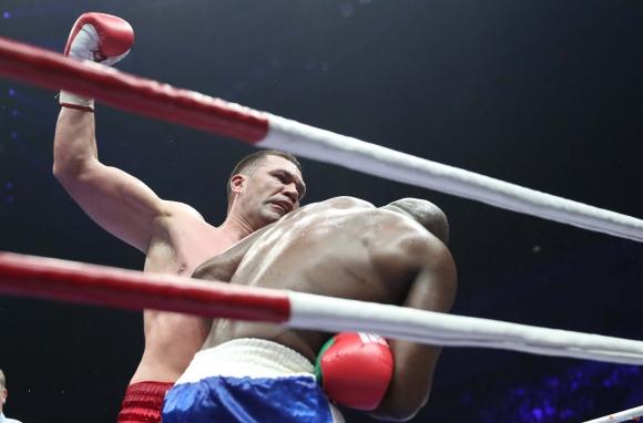 IBF изненадващо насрочи мач между Пулев и Уайт