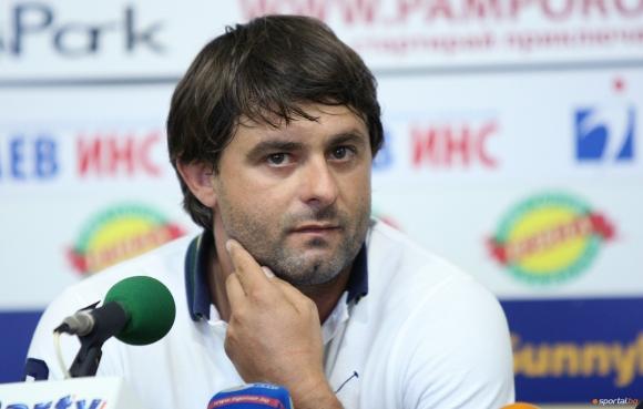 Тодор Енев: Радваме се, че отново сме в Пловдив