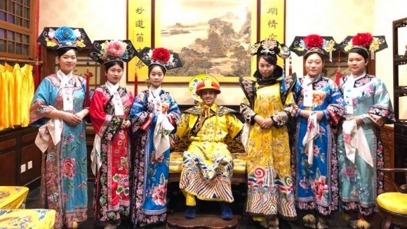 Максимална магия от Рони в Китай! (видео)