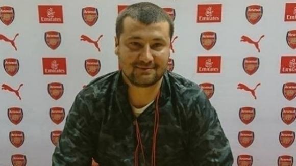 Християн Гачев е новият помощник-треньор на Оборище