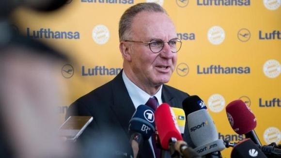 Румениге остава президент на Байерн