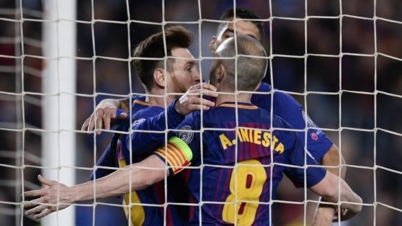 Барселона на Валверде пред изравняване на знаменит рекорд