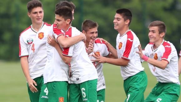 България (U16) приключи с равенство турнира в Литва
