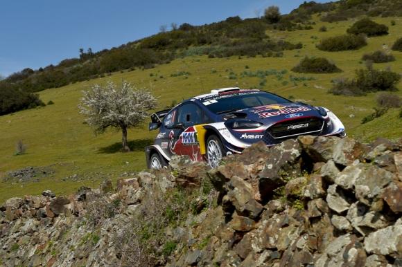Ожие триумфира с трета победа за сезона във WRC