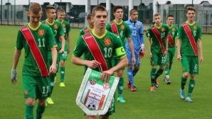 Юношите на България с още един силен мач в Литва
