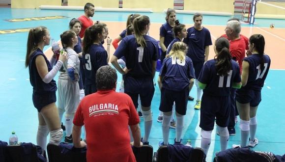Резултат с изображение за волейбол  девойки Стоян Гунчев