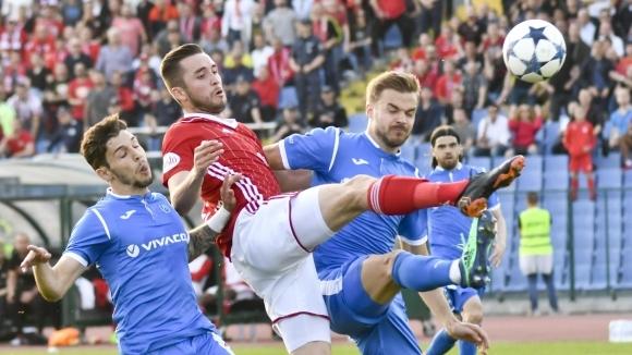 ЦСКА-София пусна в продажба билетите за мача с Верея