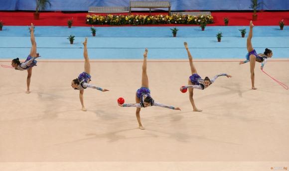 176 индивидуални гимнастички и 36 ансамбъла са заявили участие за Световното в София