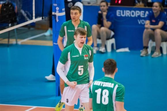 Националите до 18 години ще играят за разпределение на местата от 5-о до 8-о на Евроволей 2018