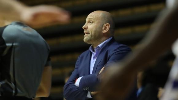 Тити Папазов: Единствената ни амбиция е да спечелим