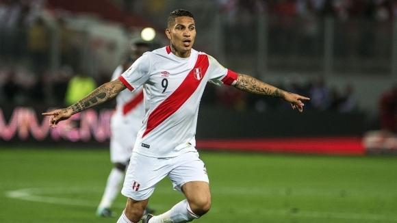 Капитанът на Перу може да пропусне Световното първенство