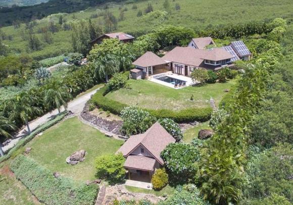 Къщата на Хаваите, с която Никол Шерцингер се раздели срещу $1,35 милиона (галерия)