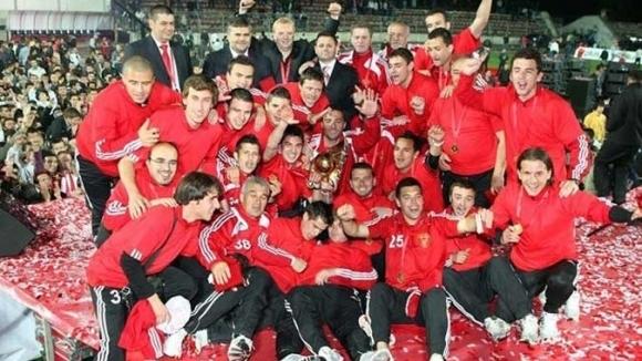 КАС върна шампионската титла на Шкендербеу за сезон 2015/2016