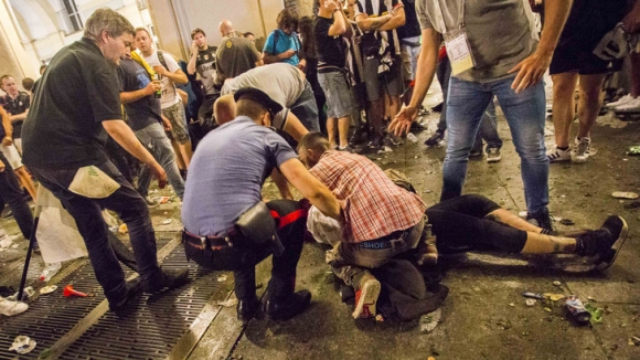 Арести е Торино
