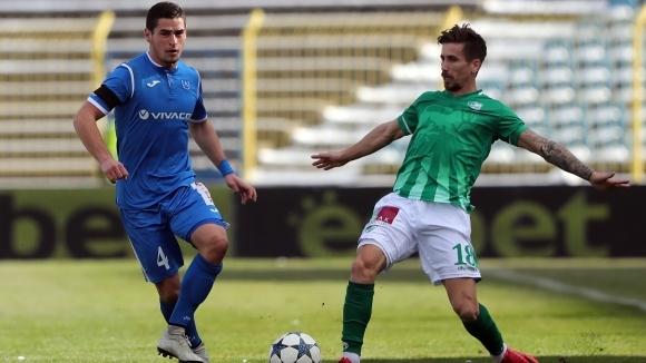Иван Горанов се завръща в групата на Левски