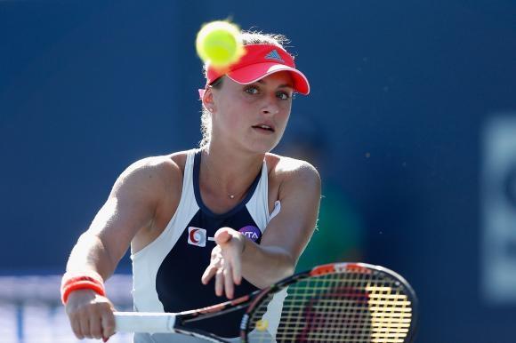Ана Богдан се класира за полуфиналите в Богота