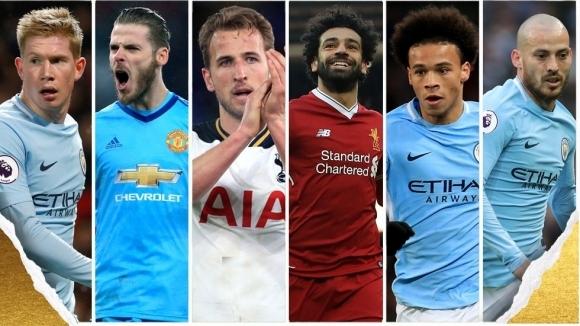 Обявиха шестимата кандидати за Играч на година в Премиър лийг
