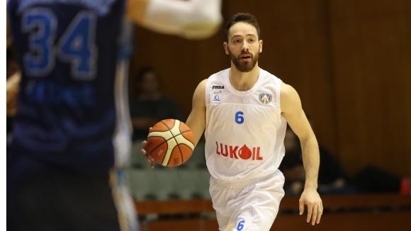 Левски Лукойл е на финал в Балканската лига