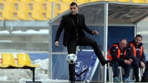 Томаш след драмата: В този мач вкарахме четири гола, ще се надиграваме с Лудогорец