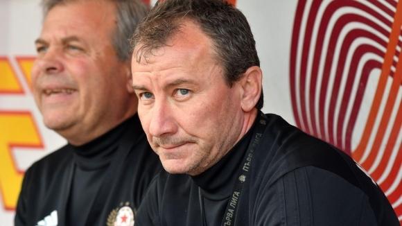 Стамен Белчев критикува играчите след изразителния успех