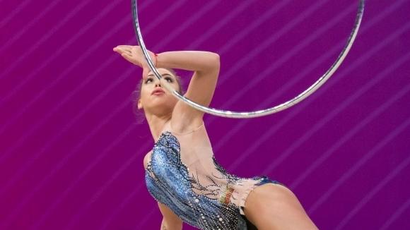 Катрин Тасева с нов медал от Световната купа в Пезаро
