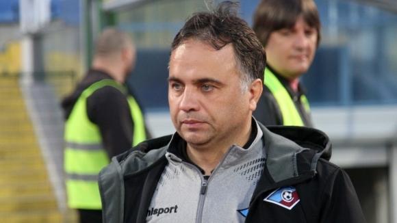Николай Митов мечтае за Лига Европа