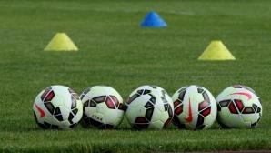 Националният отбор на България за девойки с категорична победа в турнира на УЕФА