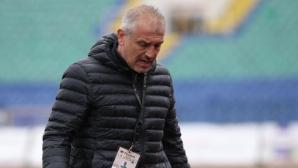 Благомир Митрев все още е треньор на Верея