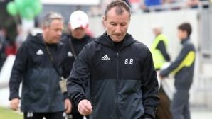 И Десподов е аут, но Белчев прогнозира, че ЦСКА-София няма да има проблеми срещу Левски