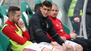ЦСКА-София остана без футболисти, общо шестима са аут за Левски