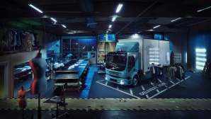 Премиера на първия изцяло електрически камион  Volvo
