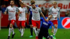 Лацио изхвърча от Лига Европа за 4 минути