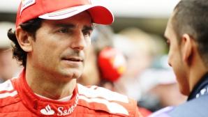 Педро де ла Роса започва работа във Формула Е