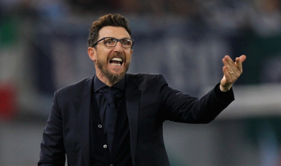 Ди Франческо: Срещу Лацио е по-трудно, отколкото срещу Барса
