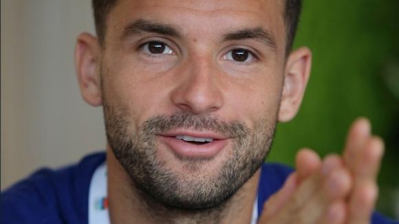 Григор Димитров: Искам да се представя по-добре на клей тази година