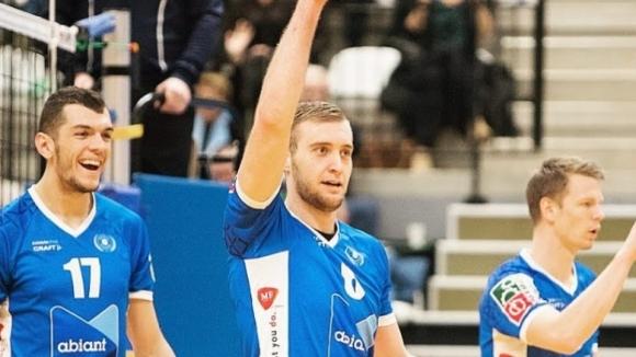 Трифон Лапков и Грьонинген спечели финал №1 в Холандия