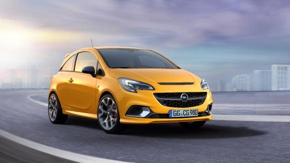 Малка спортна звезда, голямо име: Новият Opel Corsa GSi
