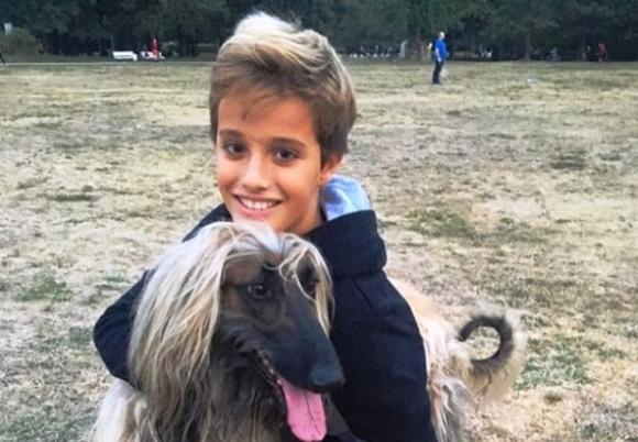 Синът на Салпаров: Искам да правя всичко като татко