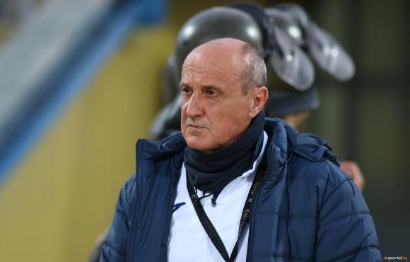 Делио Роси: Всеки мач с ЦСКА е важен