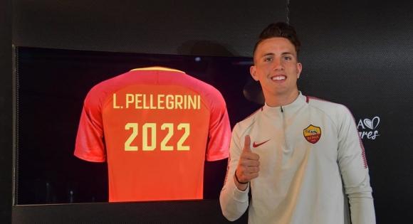 Рома подписа договор с млад талант от школата