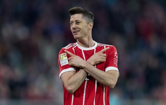 Левандовски си признал, че му се играе в Реал