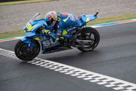Яноне оглави втората тренировка от MotoGP в САЩ, Маркес падна